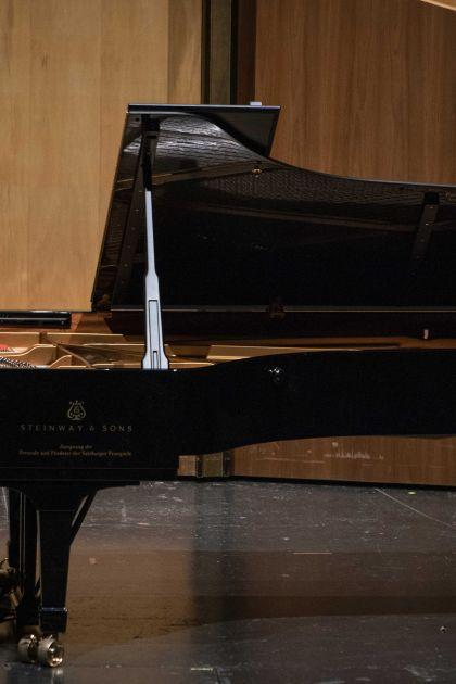 Solistenkonzert Buniatishvili Salzburger Festspiele 2019: Khatia Buniatishvili