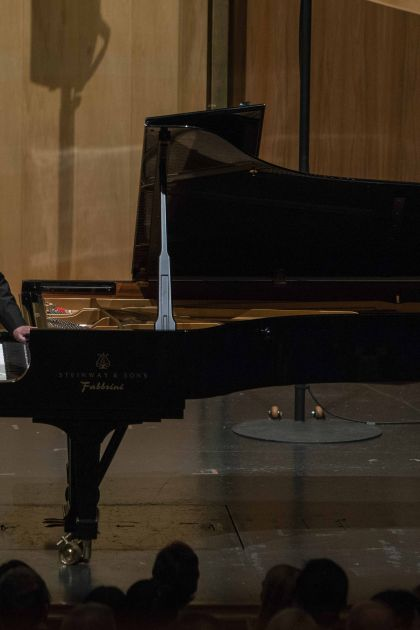 Solistenkonzert Pollini Salzburger Festspiele 2019: Maurizio Pollini