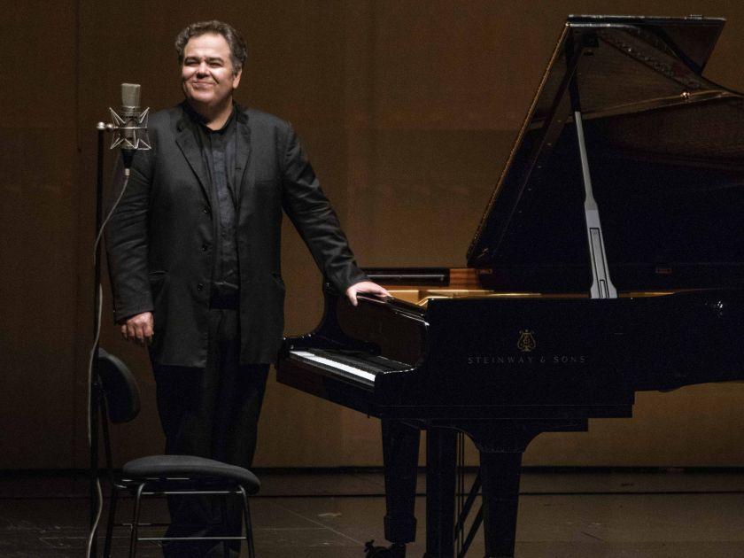 Solistenkonzert Volodos Salzburger Festspiele 2019: Arcadi Volodos