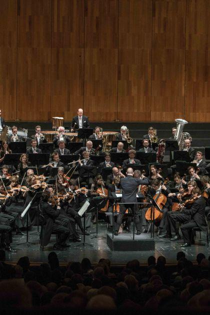 Symphonieorchester des Bayerischen Rundfunks 1 · Nézet-Séguin Salzburger Festspiele 2019 Yannick Nézet-Séguin, Symphonieorchester des Bayerischen Rundfunks