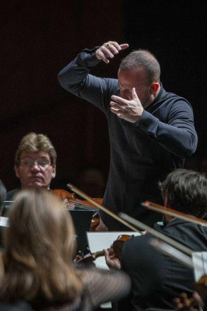 Symphonieorchester des Bayerischen Rundfunks 2 · Nézet-Séguin Salzburger Festspiele 2019 Yannick Nézet-Séguin, Symphonieorchester des Bayerischen Rundfunks