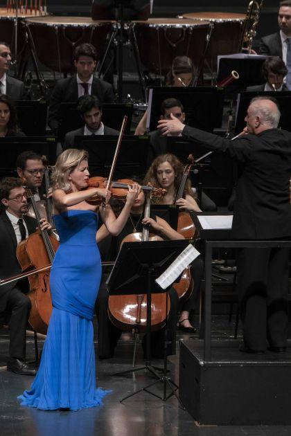 West-Eastern Divan Orchestra 2 · Barenboim Salzburger Festspiele 2019: Daniel Barenboim, Anne-Sophie Mutter, West-Eastern Divan Orchestra