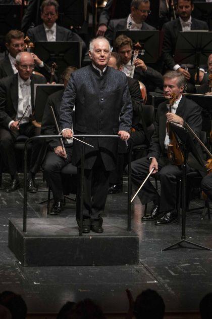 Wiener Philharmoniker · Barenboim Salzburger Festspiele 2019: Daniel Barenboim, Wiener Philharmoniker