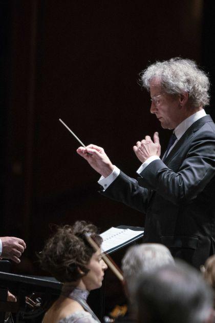 Wiener Philharmoniker · Welser-Möst Salzburger Festspiele 2019 Matthias Goerne, Franz Welser-Möst