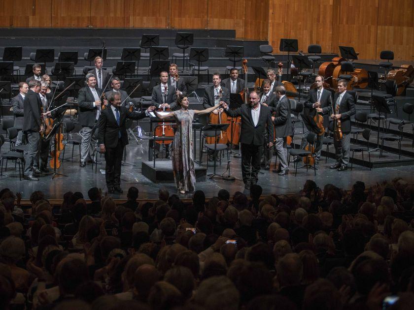 Wiener Philharmoniker · Welser-Möst Salzburger Festspiele 2019 Franz Welser-Möst, Asmik Grigorian, Matthias Goerne, Wiener Philharmoniker