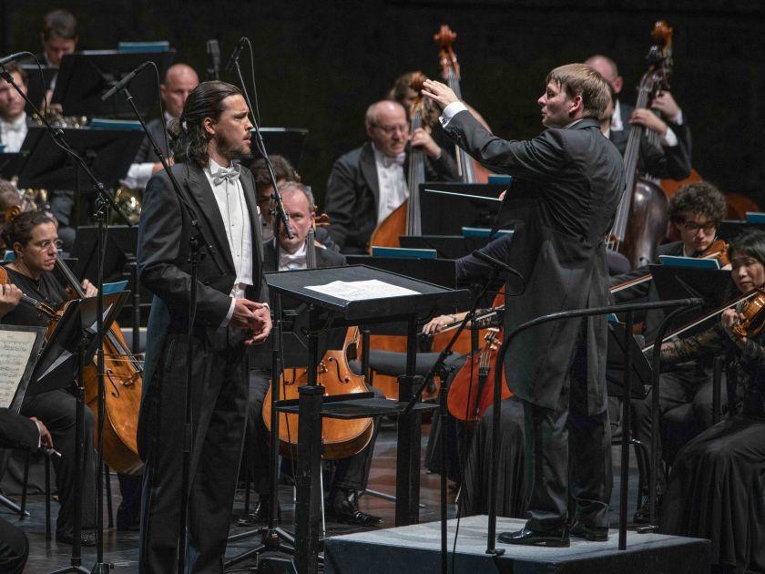 YCA Preisträgerkonzert · ORF Radio-Symphonieorchester Wien · Káli Salzburger Festspiele 2019 Gábor Káli, ORF Radio-Symphonieorchester Wien