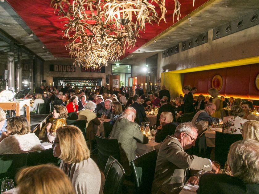 Lesungen · Zum Sisyphos. Ein Abendmahl Salzburger Festspiele 2019