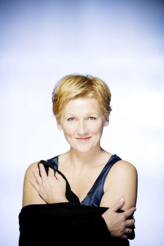 Angela Denoke Singer Soprano