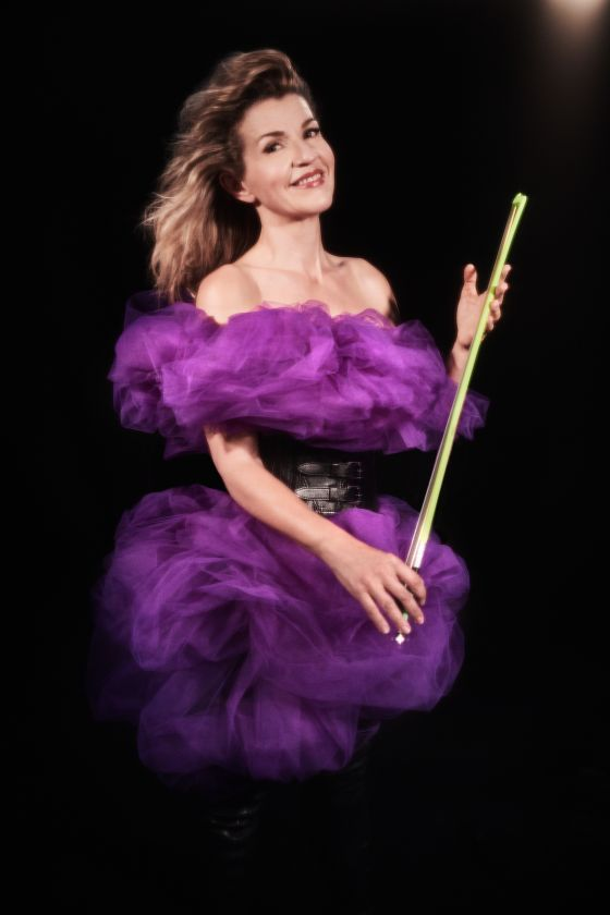 Anne-Sophie Mutter Violinist Violin