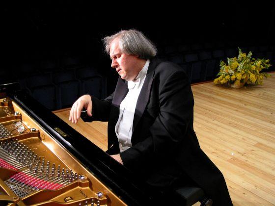 Grigory Sokolov Klavierspieler Pianist Piano Klavier
