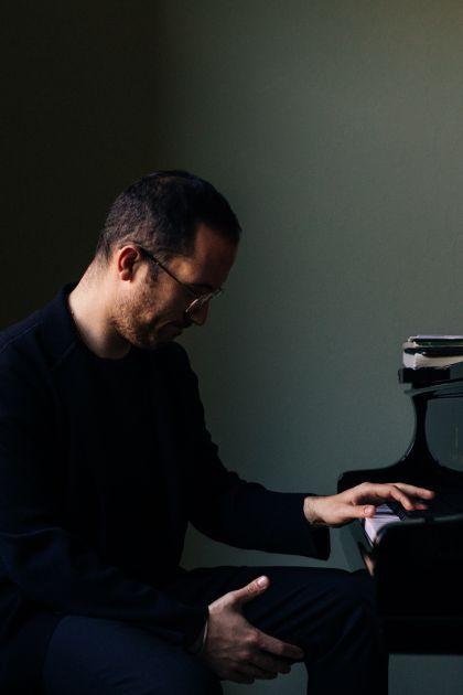 Igor Levit Klavierspieler Pianist Klavier Piano