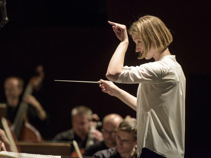 Joana Mallwitz Dirigentin