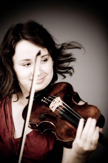 Patricia Kopatchinskaja Violinist Violin