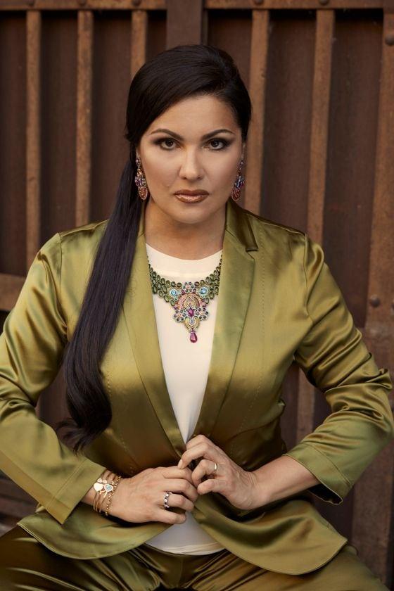 Anna Netrebko Singer Soprano