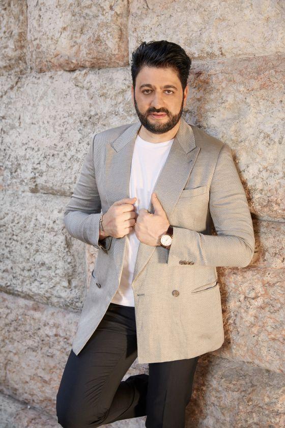 Yusif Eyvazov Singer Tenor