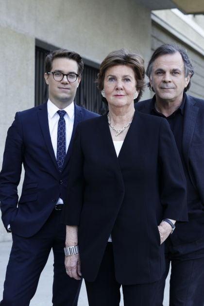 Salzburg Festival Board of Directors Lukas Crepaz Helga Rabl-Stadler Markus Hinterhäuser