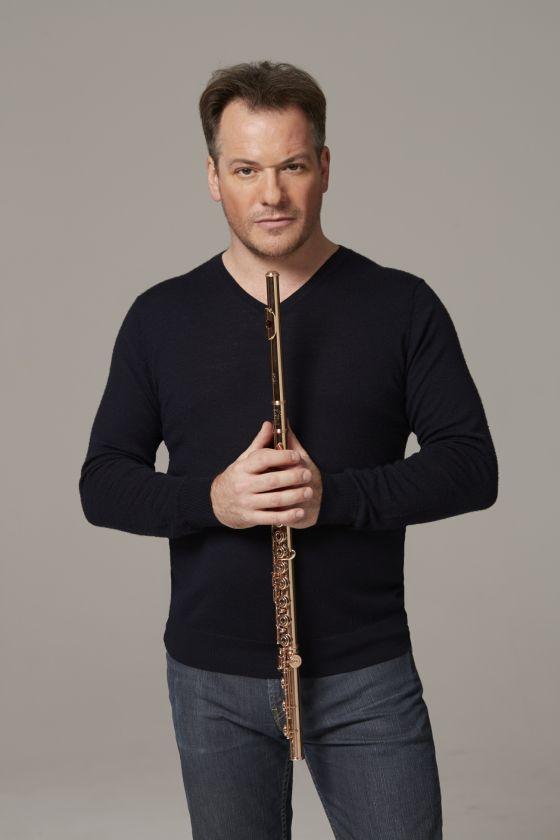 Emmanuel Pahud Instrumentalist Flöte Flötist