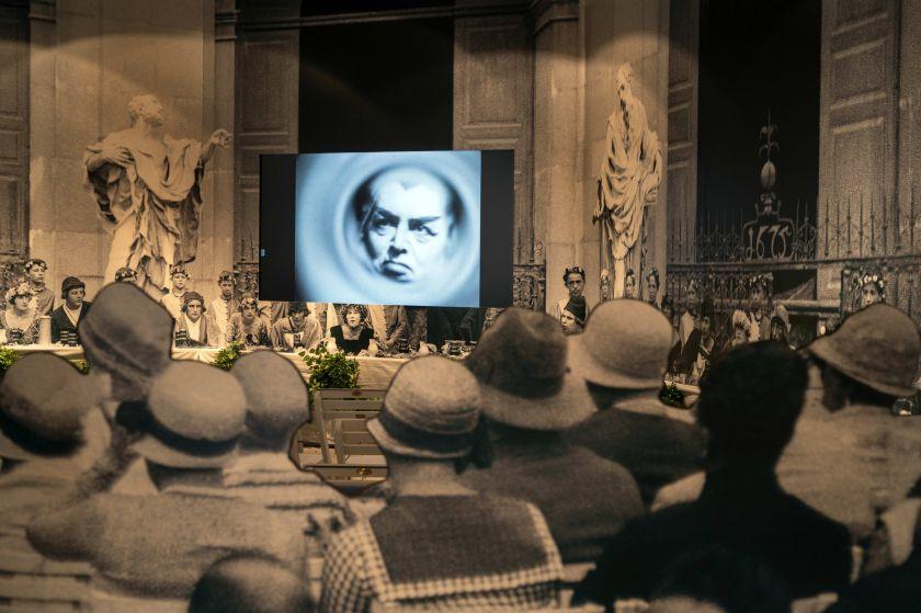 Landesausstellung Salzburg Grosses Welttheater 100 Jahre Salzburger Festspiele