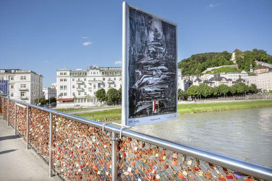 Anselm Kiefer Poster Salzburg Festival