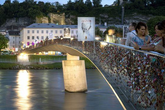 Künstlerplakate Jaume Plensa Poster Salzburg Festival