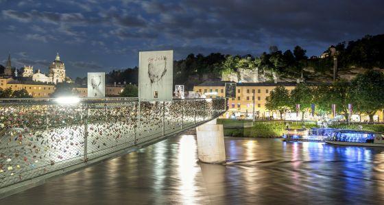 Poster Salzburg Festival Jaume Plensa