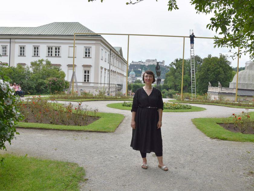 Feentempel Mirabellgarten Isa Rosenberger