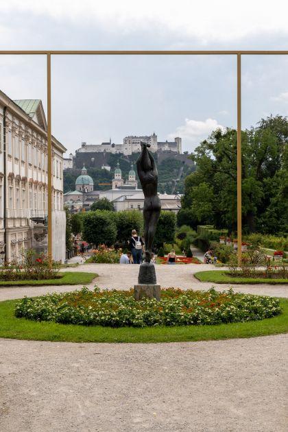 Mirabellgarten Feentempel Salzburg