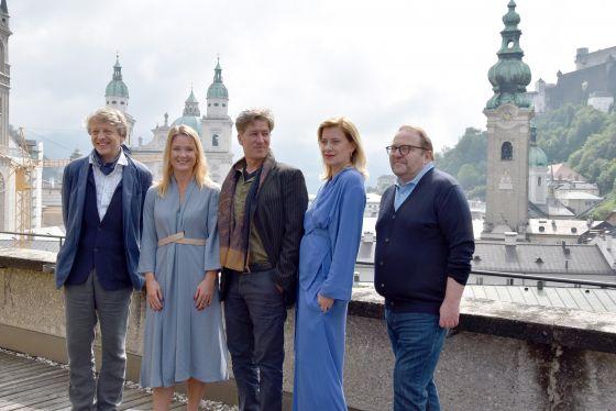Sturminger, Knof, Moretti, Peters & Wöhler