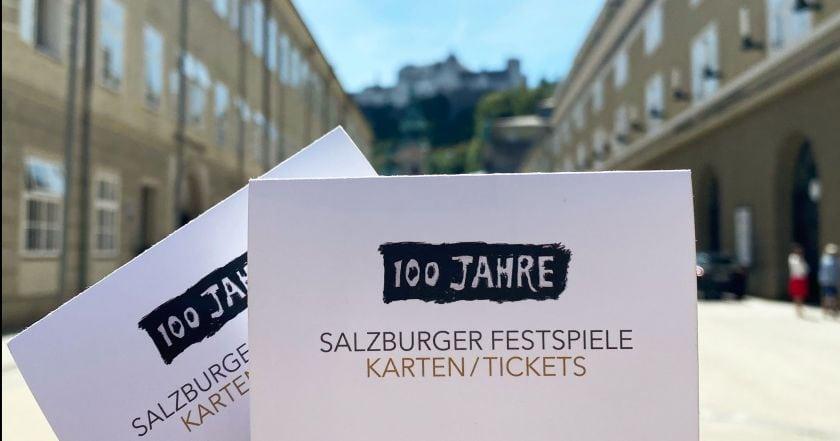Karten Salzburger Festspiele