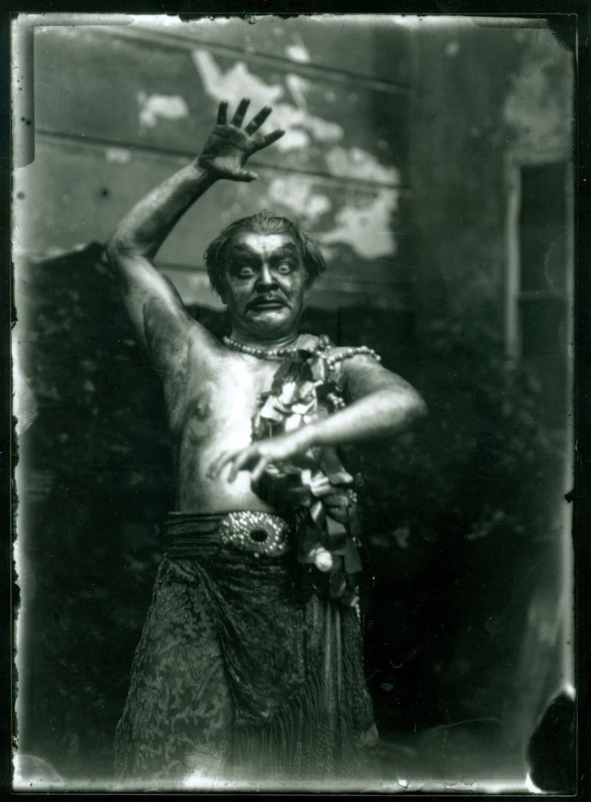 1920 Jedermann Heinrich George Salzburger Festspiele