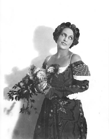 1926 Buhlschaft Dagny Servaes Salzburger Festspiele