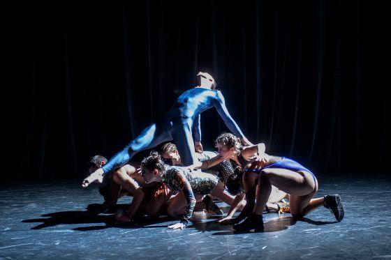 Tänzer und Tänzerinnen von BODHI PROJECT