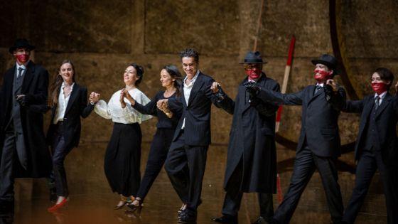 Salome Salzburger Festspiele Applausfoto