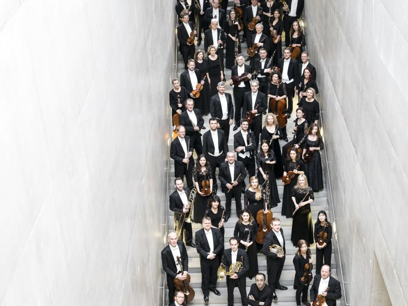 Mozarteumorchester Salzburg Riccardo Minasi