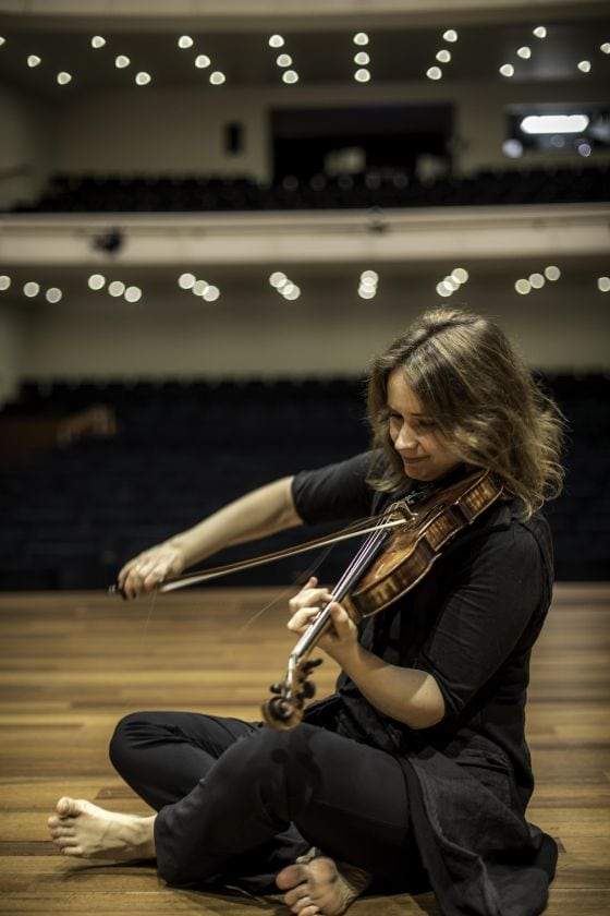 Patricia Kopatchinskaya Violine