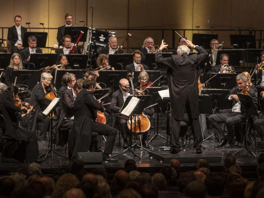 John Eliot Gardiner 2 │ 2021: Camerata Salzburg, John Eliot Gardiner (Dirigent)