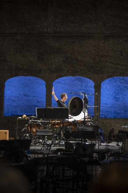 Grubinger · The Percussive Planet Ensemble · Nigl 2021: Martin Grubinger (Percussion)