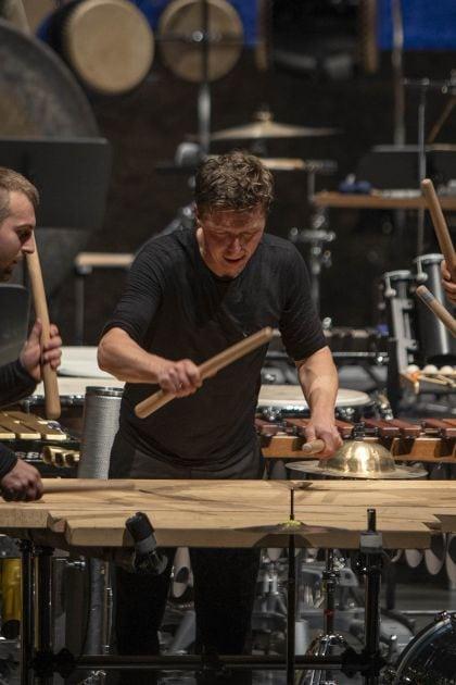 Grubinger · The Percussive Planet Ensemble · Nigl 2021: The Percussive Planet Ensemble, Martin Grubinger (Percussion)
