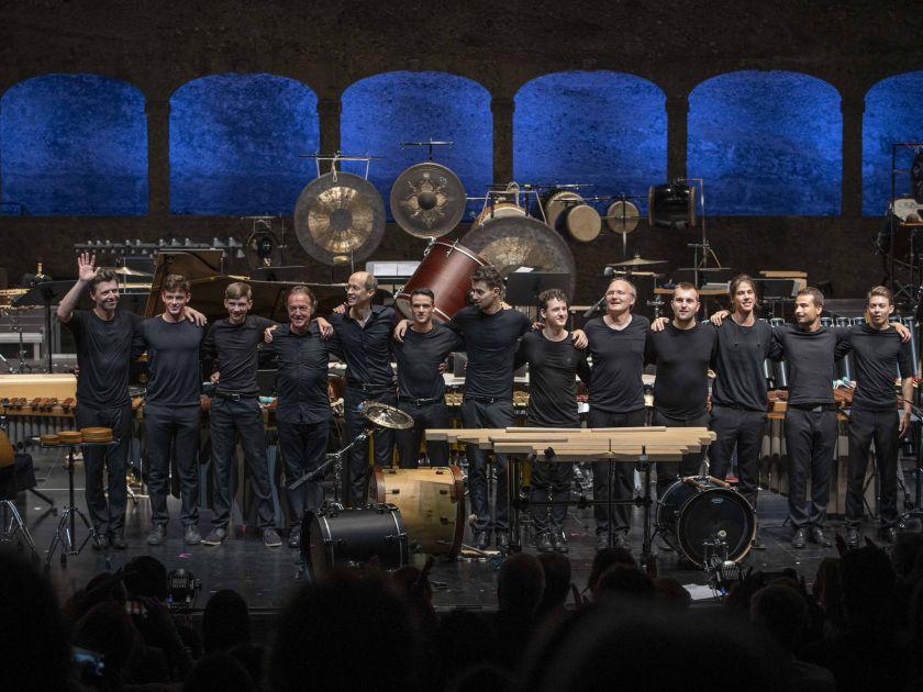Grubinger · The Percussive Planet Ensemble · Nigl 2021: Martin Grubinger (Percussion), The Percussive Planet Ensemble