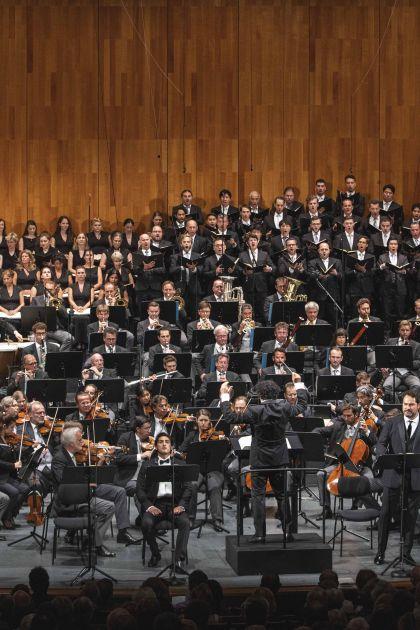La Damnation de Faust 2021: Vienna Philharmonic, Concert Association of the Vienna State Opera Chorus, Charles Castronovo (Faust), Alain Altinoglu (Conductor), Ildar Abdrazakov (Méphistophélès)