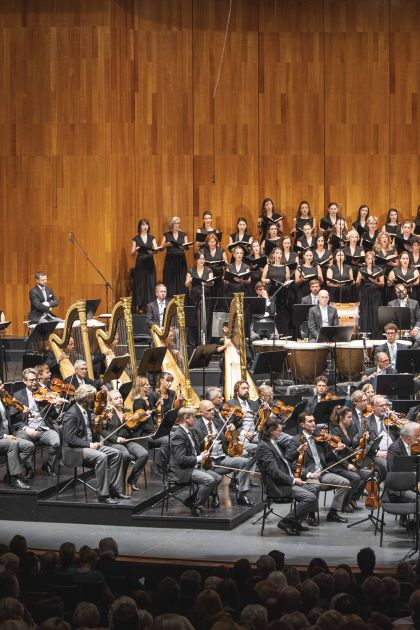 La Damnation de Faust 2021: Salzburger Festspiele und Theater Kinderchor, Vienna Philharmonic, Concert Association of the Vienna State Opera Chorus, Charles Castronovo (Faust), Alain Altinoglu (Conductor)
