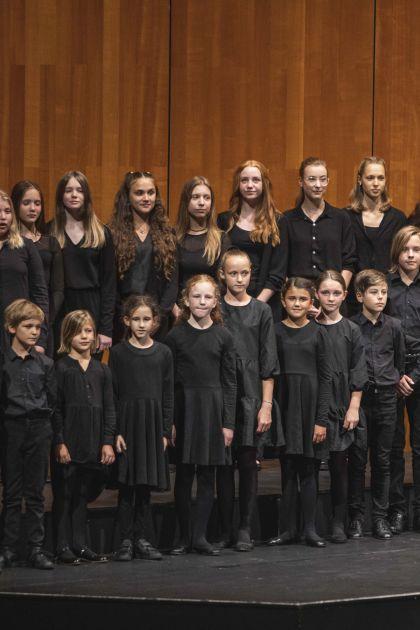 La Damnation de Faust 2021: Salzburger Festspiele und Theater Kinderchor, Dijana Kos (Soprano Solo)