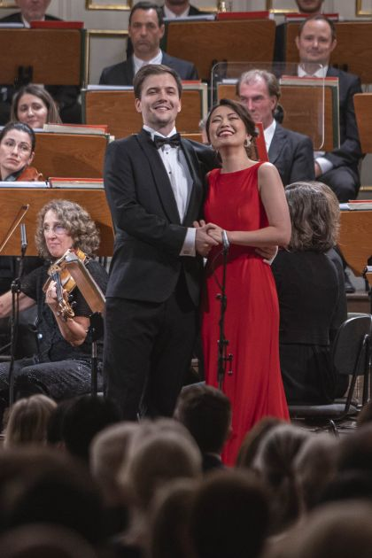 YSP Final Concert - Mozarteum Orchestra Salzburg · Kelly 2021: Mozarteum Orchestra Salzburg, Sebastian Mach (Tenor), Ikumi Nakagawa (Soprano)