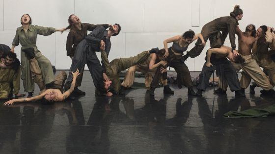 Intolleranza 1960 Oper Salzburger Festspiele