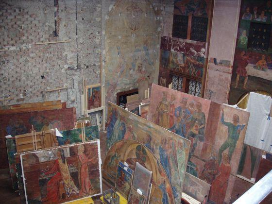 Sanierung des Faistauer Foyers 2006