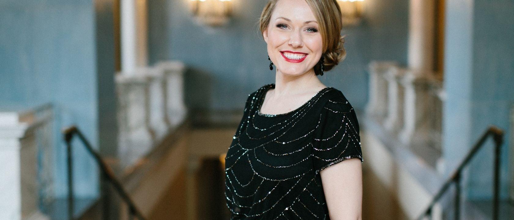 Angela Brower Mezzosopranistin