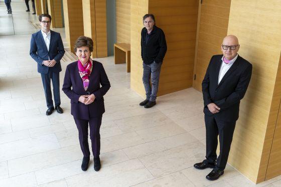 Directorate Salzburg Festival new global sponsor Andreas Weissenbacher