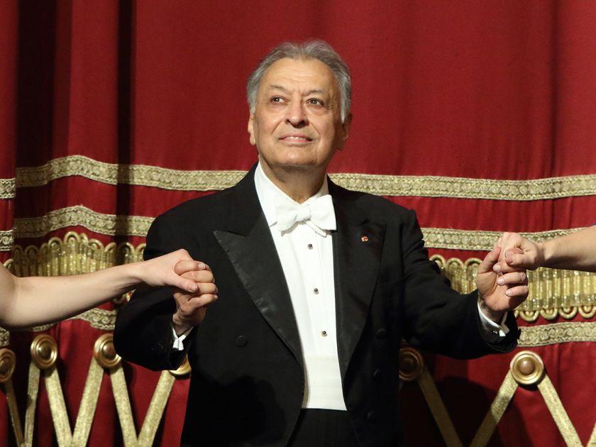 Zubin Mehta Dirigent