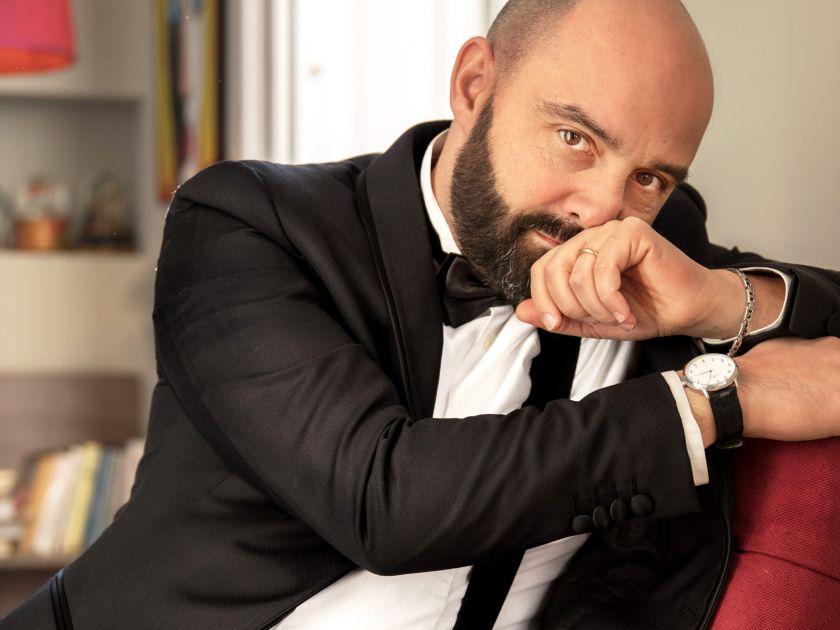 Francesco Pittari Tenor