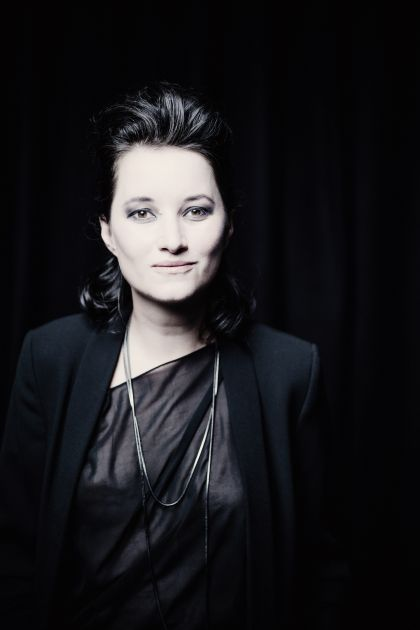 Anna Prohaska Sopranistin